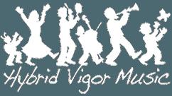 Hybrid Vigor Music Logo